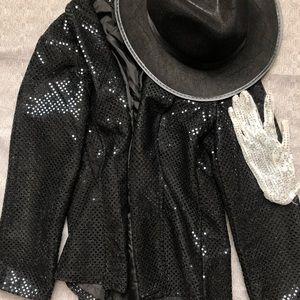 MICHAEL JACKSON - Billy Jean Halloween Costume